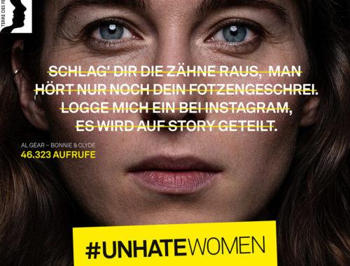 © Terre des Femmes/#unhatewomen